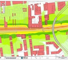 Proyecto de Protección Acústica Red Arterial Ferroviaria de Valencia