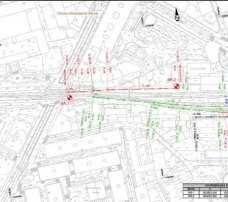 Proyecto de remodelación de la red arterial ferroviaria de la ciudad de Murcia
