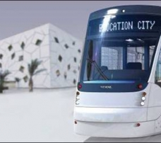 Sistema de transporte de personas de la Ciudad Educativa de Qatar