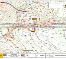 Proyecto básico de línea de altas prestaciones a Galicia