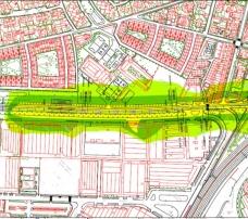 Estudio informativo futura construcción Linea 2 Metro Sevilla